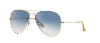 RB 3025 001/3F AVIATOR™ LARGE METAL GRADIENT