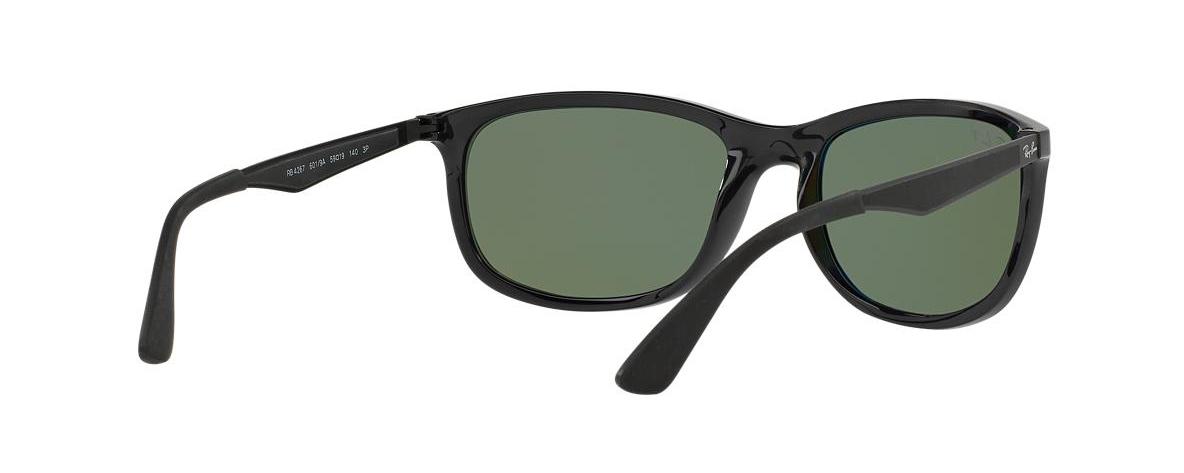 c3cef1baf6a Ray-Ban Sunglasses RB 4267 601 9А BLACK POLARIZED