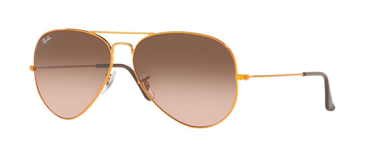 20ae6b0ee1b28 Ray-Ban Sunglasses RB 3026 9001 A5 AVIATOR™ LARGE METAL II   Leonardo Optics