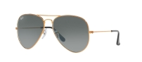 RB 3025 197/71 AVIATOR™ LARGE METAL HAVANA COLLECTION