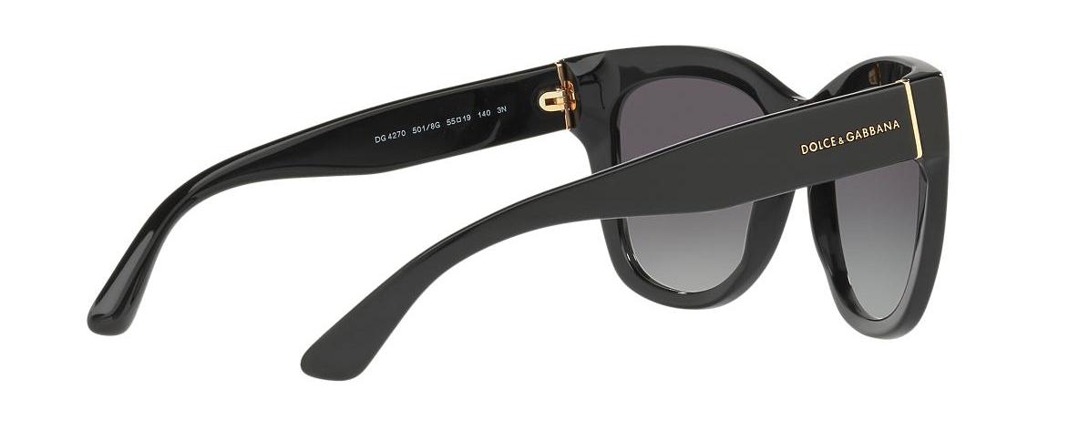 51c9f98c896 Dolce   Gabbana Sunglasses DG 4270 501 8G BLACK
