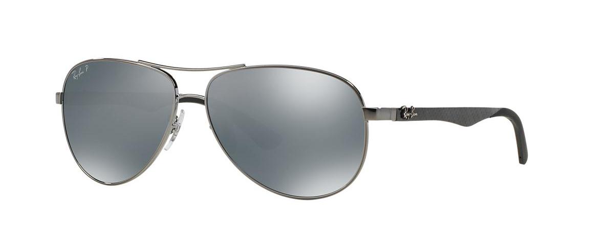 Ray-Ban Sunglasses RB 8313 004 K6 CARBON FIBRE POLARIZED   Leonardo Optics d4f435f2d950