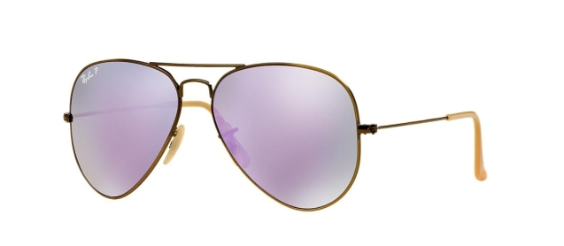 RB 3025 167/1R AVIATOR LARGE METAL