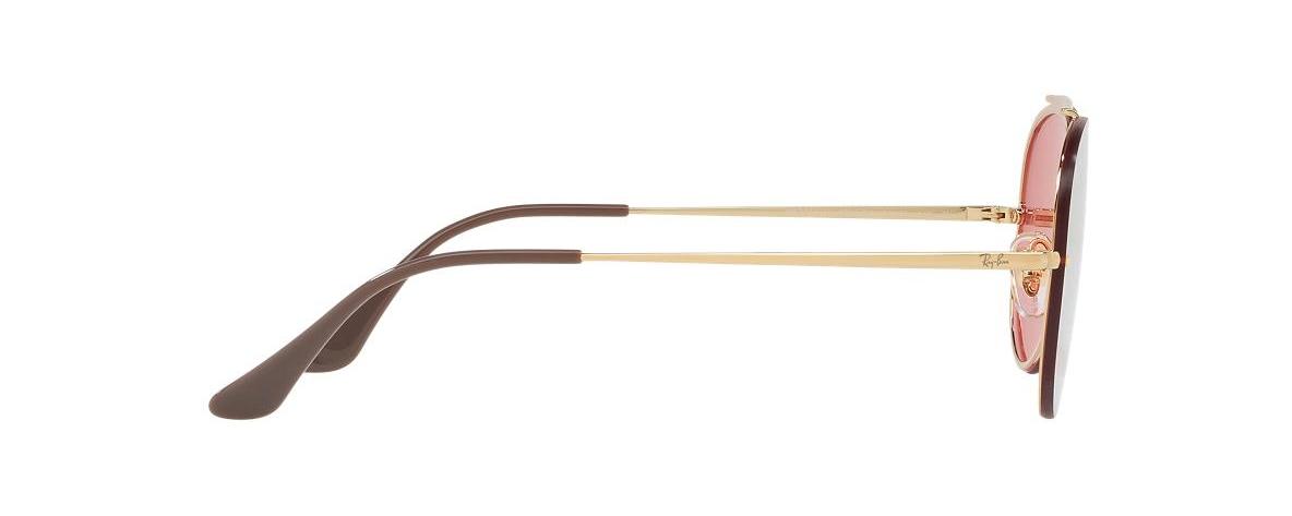 f74a71501de2c Ray-Ban Sunglasses RB 3584 N 9052E4 BLAZE GOLD   Leonardo Optics