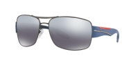PS 53N DG12F2 GUNMETAL RUBBER POLARIZED