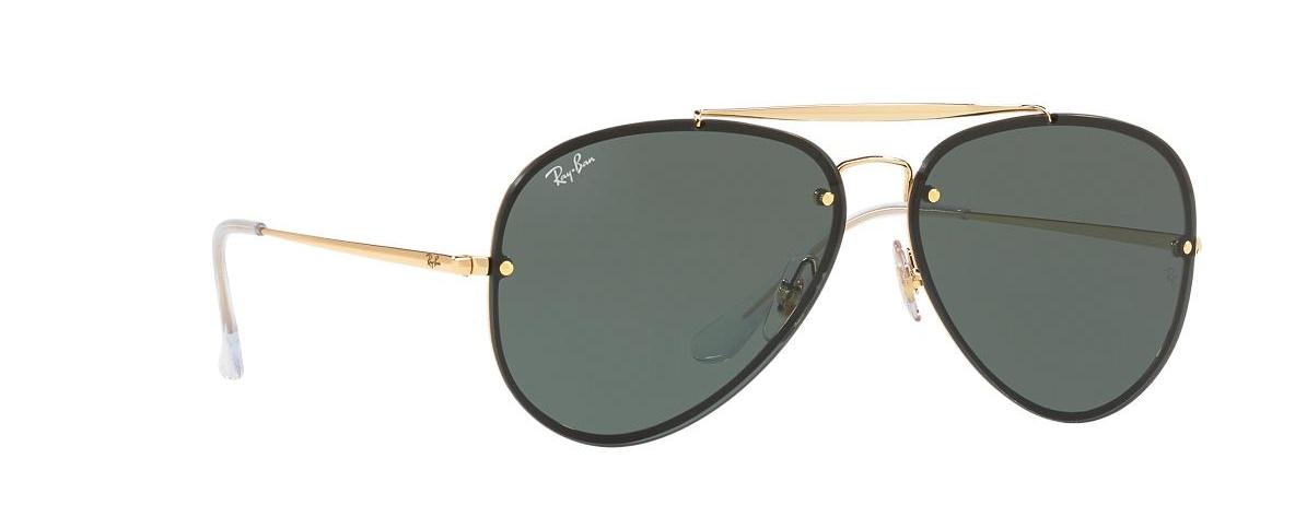 328563116ff99 Ray-Ban Sunglasses RB 3584 N 905071 GOLD   Leonardo Optics