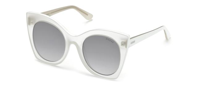 ba23a63d72b1b GUESS Sunglasses GU 7525 26C WHITE