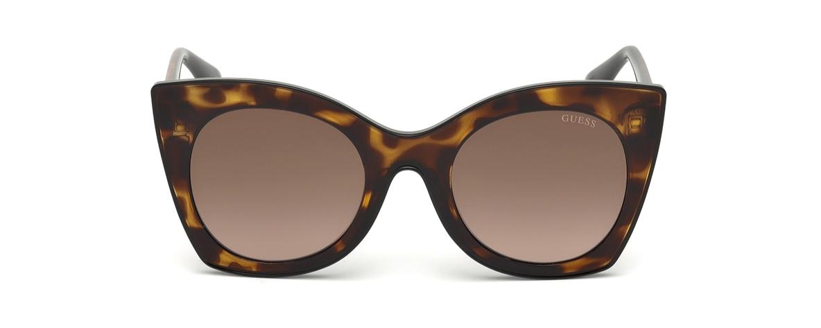 d384fec4c548d GUESS Sunglasses GU 7525 52F HAVANA