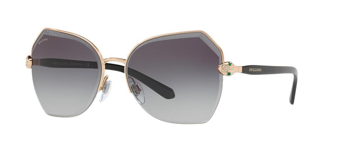 Bvlgari Sunglasses BV B G PINK GOLD Leonardo Optics - What is an invoice number eyeglasses online store