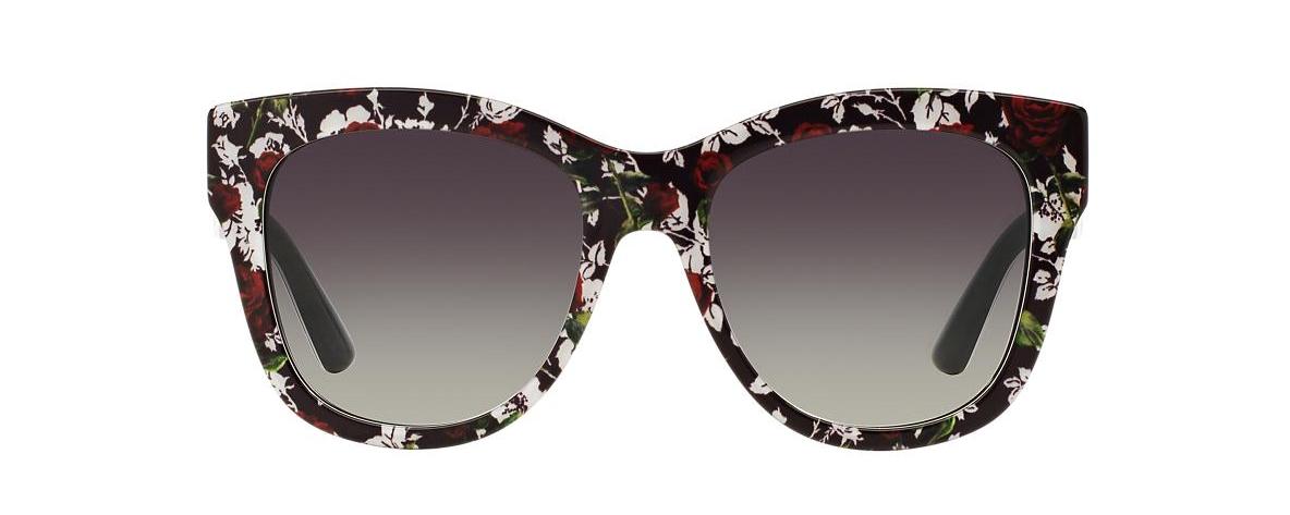 6a963197f3 Dolce   Gabbana Sunglasses DG 4270 Print Rose 30198G