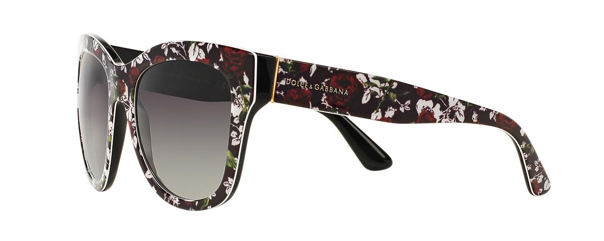 c6dfeea70c9 Dolce   Gabbana Sunglasses DG 4270 Print Rose 30198G