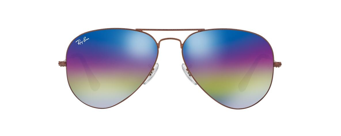 c3f08bcd59 Ray-Ban Sunglasses RB 3025 9019 C2 AVIATOR™ LARGE METAL MINERAL ...