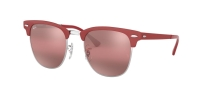 RB 3716 69159AI CLUBMASTER RED
