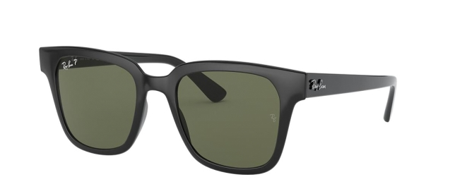 RB 4323 6019A Black Polarized