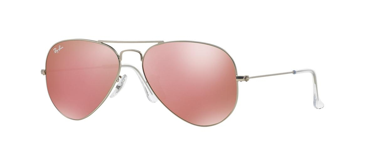 cfa25e2173 Ray-Ban Sunglasses RB 3025 019 Z2 AVIATOR™ LARGE METAL FLASH LENSES ...