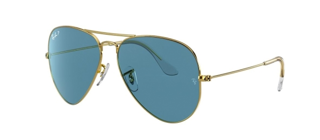 RB 3025 9196/S2 AVIATOR™ LARGE METAL CLASSIC