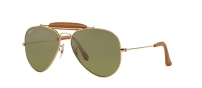RB 3422Q 001/M9 AVIATOR™ CRAFT POLARIZED