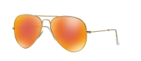 RB 3025 112/69 AVIATOR™ LARGE METAL FLASH LENSES