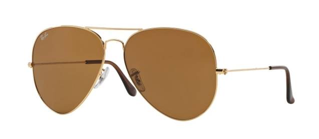 RB 3025 001/33 AVIATOR™ LARGE METAL CLASSIC