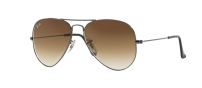 RB 3025 004/51 AVIATOR™ LARGE METAL GRADIENT