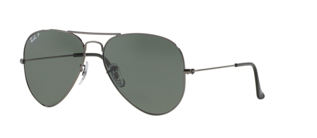 RB 3025 004/58 AVIATOR™ LARGE METAL CLASSIC POLARIZED