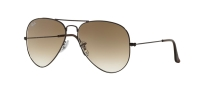 RB 3025 014/51 AVIATOR™ LARGE METAL GRADIENT
