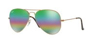 RB 3025 9018C3 AVIATOR™ LARGE METAL MINERAL LENSES