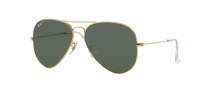 RB 3025 001/58 AVIATOR™ LARGE METAL CLASSIC POLARIZED