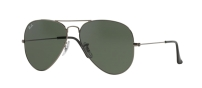 RB 3025 W0879 AVIATOR™ LARGE METAL CLASSIC