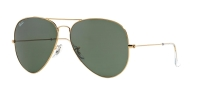 RB 3026 L2846 AVIATOR™ LARGE METAL II