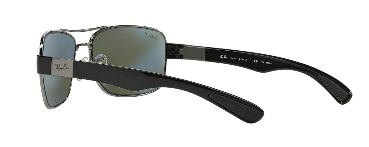 39c4be1df81 Ray-Ban Sunglasses RB 3522 004 9A ACTIVE LIFESTYLE POLARIZED ...