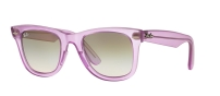 RB 2140 6056/32 ORIGINAL WAYFARER® TRANSPARENT