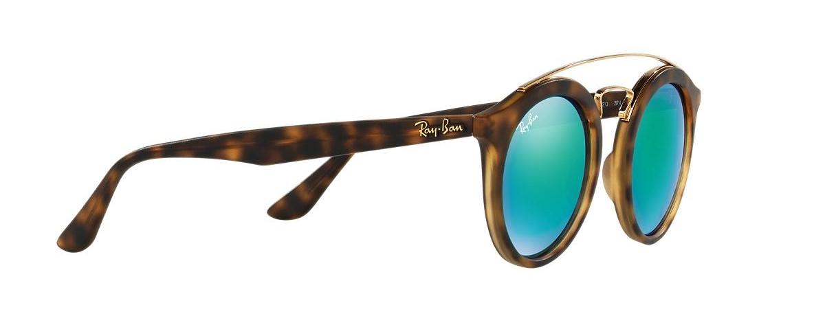 Ray-Ban Sunglasses RB 4256 6092 3R NEW GATSBY I FLASH LENSES ... f10d855b3244