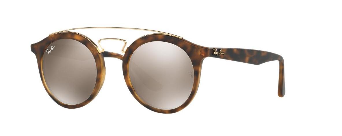 Ray-Ban Sunglasses RB 4256 6092 5A NEW GATSBY I FLASH LENSES   Leonardo  Optics a663327e4d0d