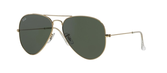 RB 3025 L0205 AVIATOR™ LARGE METAL CLASSIC